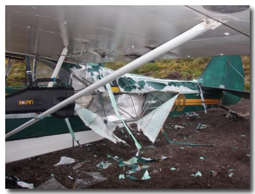 Fear of Landing – FAA Approved?
