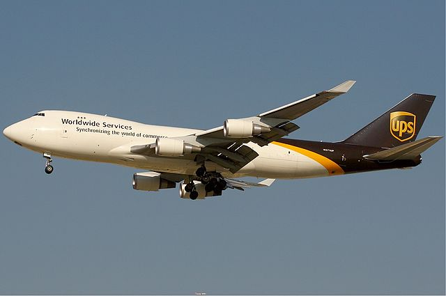 Fear of Landing – UPS Flight 6 Uncontained Cargo Fire