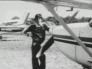 Valentich and plane