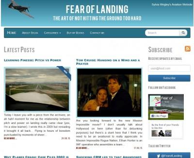 Screenshot of Fear of Landing