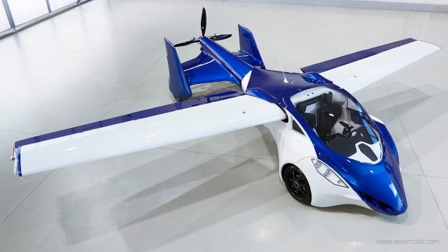 Fear of Landing – The Flying, Driving Automobile