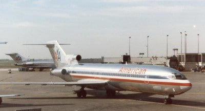 American Airlines Boeing 727-223 by RushAS
