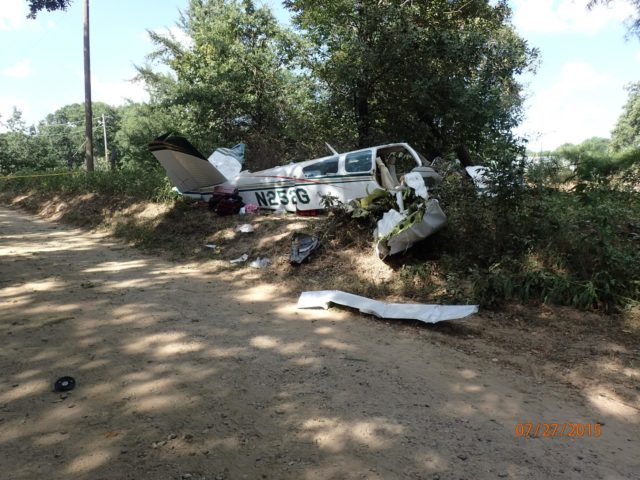 Fear of Landing – The Pilot Turned Back: Engine Failure Leads to
