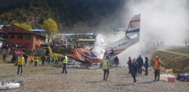 Fear of Landing – Fatal Crash at Lukla