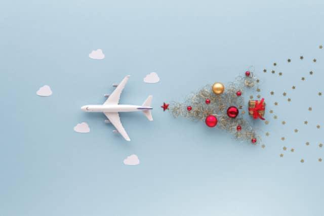 A Christmas Plane