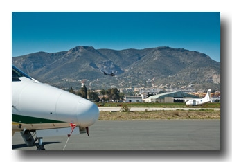 General Aviation at Málaga