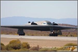 B-2A take-off